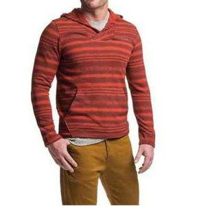 Merrell Skyway Pullover Fleece Hoodie Mens S